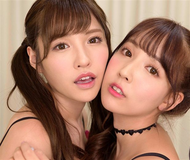 【VR】エスワン15周年スペシャル共演 日本一のAV女優2人と超豪華ハーレム逆3P体験