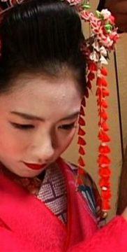『三橋ひより』19歳の現役舞妓さんの衝撃AV出演♡京都弁の淫語がたまらなくエッチな振袖姿の本気アクメ♡『お座敷FUCK』
